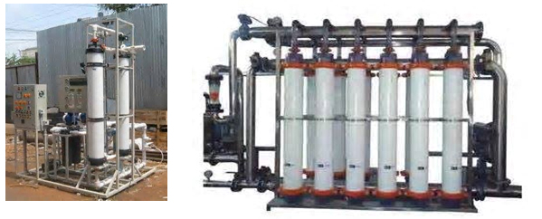 ultrafiltration the water purification process essay Dow water & process solutions ultrafiltration (uf) technology uses a membrane barrier to exclude particles as small as 001 microns, including bacteria.